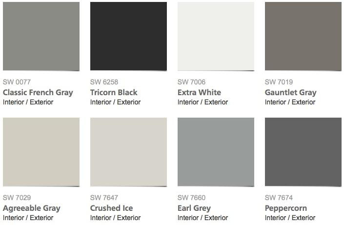 Popular Interior House Painting Colors | Tri-Valley | Bay Area ...
