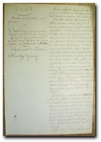 1851, Cour d'assises de Bastia, affaire Pompée Chiaroni