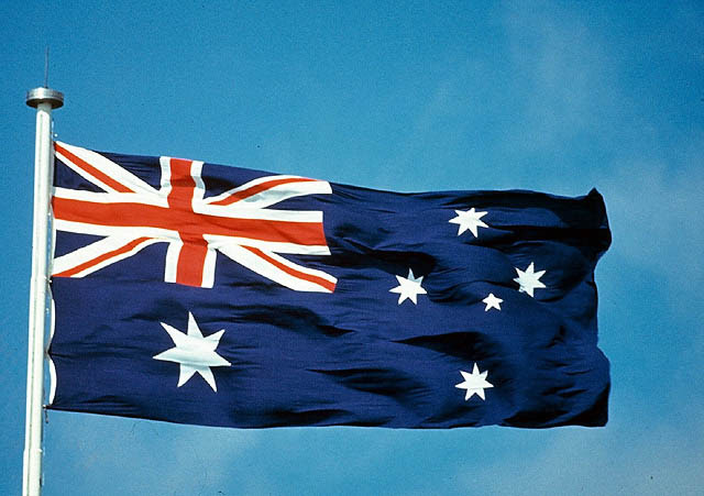 スローライフ In シドニー クッカバラの戯れ言オーストラリアの国旗