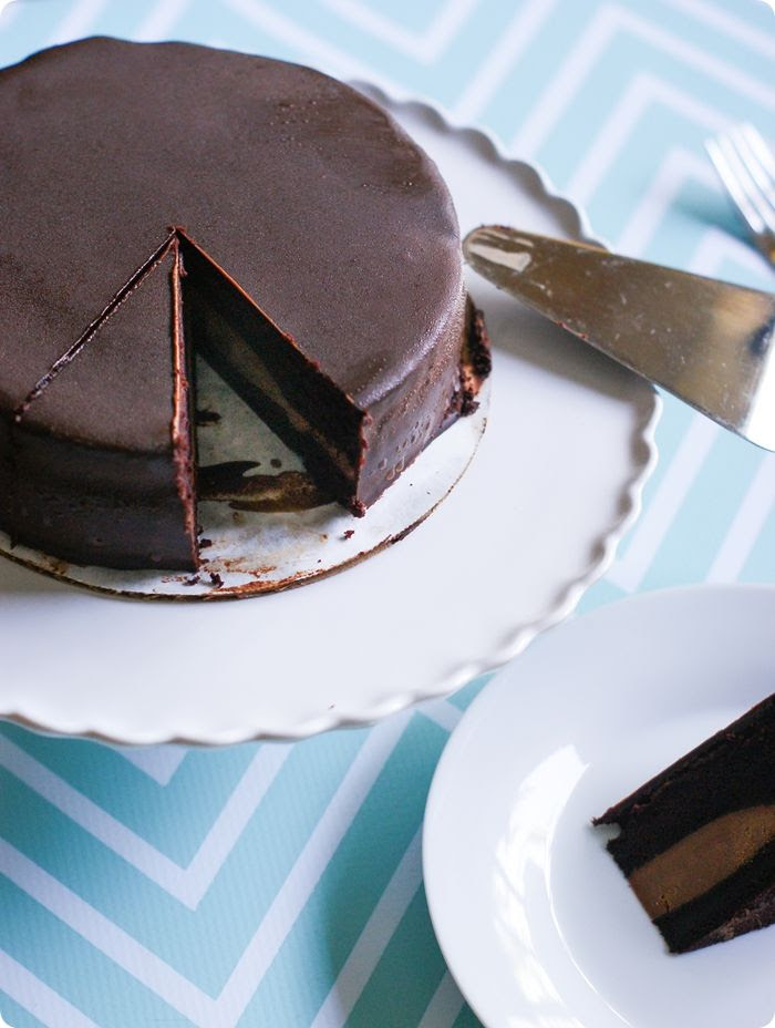 trader joe's chocolate ganache torte review