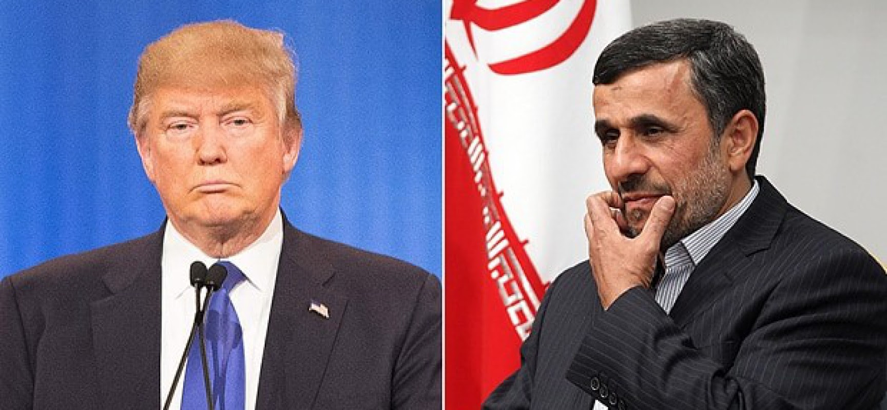 Iran : Ahmadinejad exhorte Trump à mettre fin aux interventions américaines au Moyen Orient