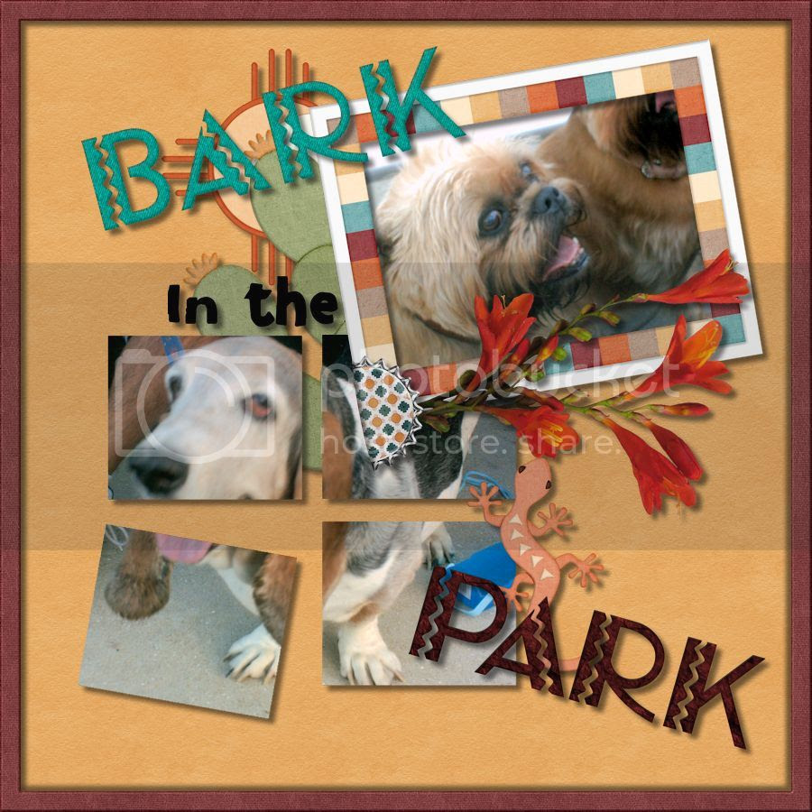 Bark In the Part
