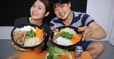 Hàn Quốc có Bibimbap, Việt Nam có Bibimbún cả nhà ơi😉😉😉
