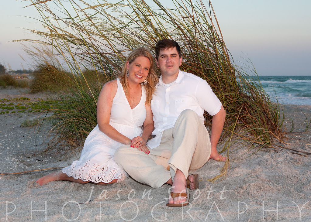 Powell Family on Longboat Key, May 2012