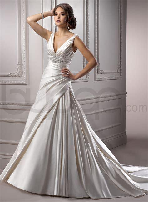 A LINE WEDDING DRESSES Archives ? Stylish Wedding Dresses
