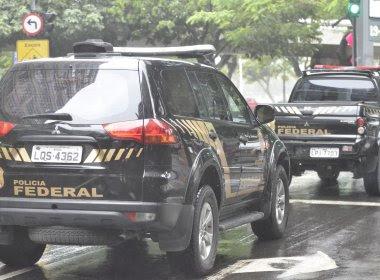 Operação Xepa: PF cumpre sete mandados em Salvador e um em Mata de São João