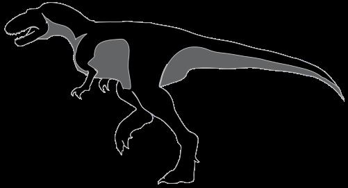 File:Alectrosaurus dinosaur.svg