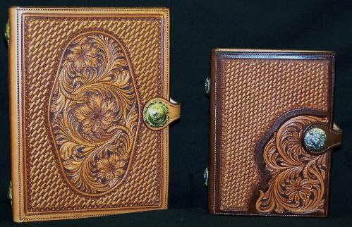 Monty Reedy Custom Leather: View Products: Day Planners