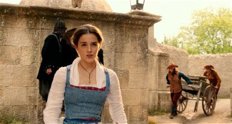 Emma Watson Performs ?Belle? in ?Beauty and the Beast
