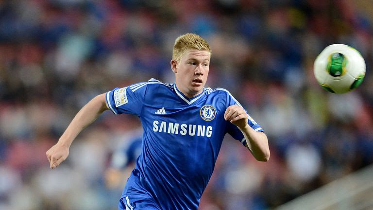 Kevin De Bruyne asked for public Chelsea training to prove ...
