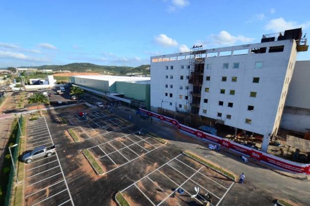 Hotel em Vitória funcionará no Vitória Park Shopping. (Foto: Reprodução/Leia Já)