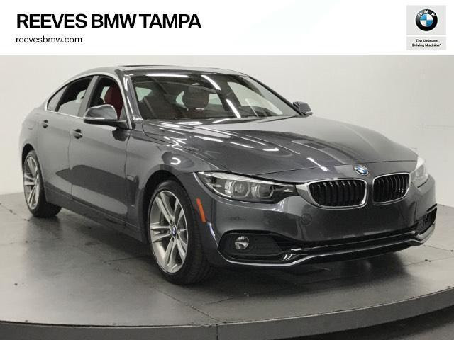 2018 BMW 4 Series 430i Gran Coupe 430i Gran Coupe 4dr ...