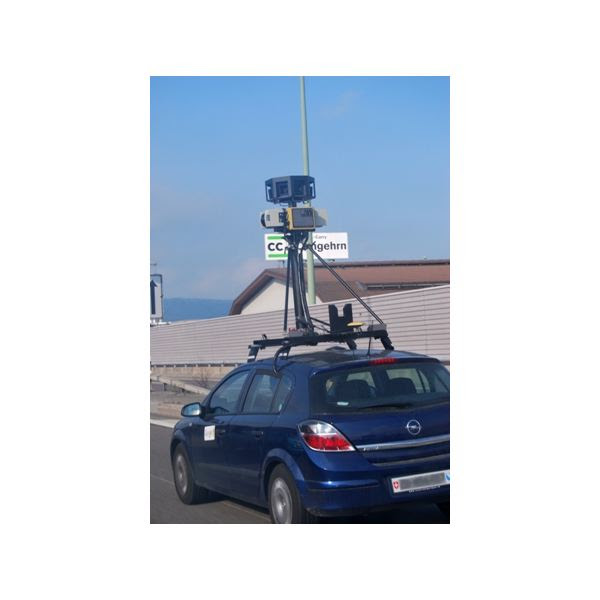 How Does Google Maps Get Streetview Photos