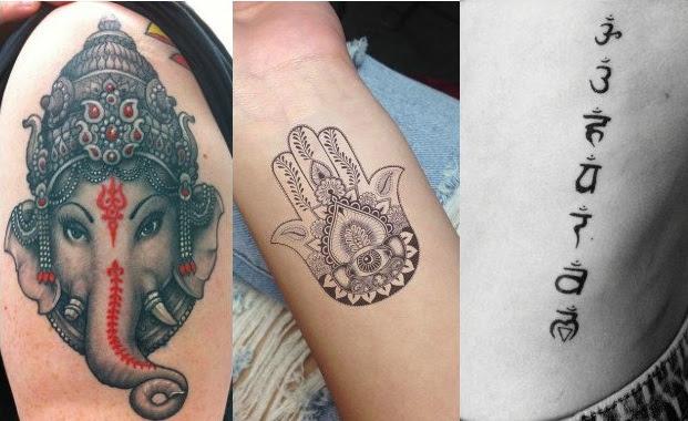 Descubre Todo Sobre El Significado De Los Tatuajes Hindú