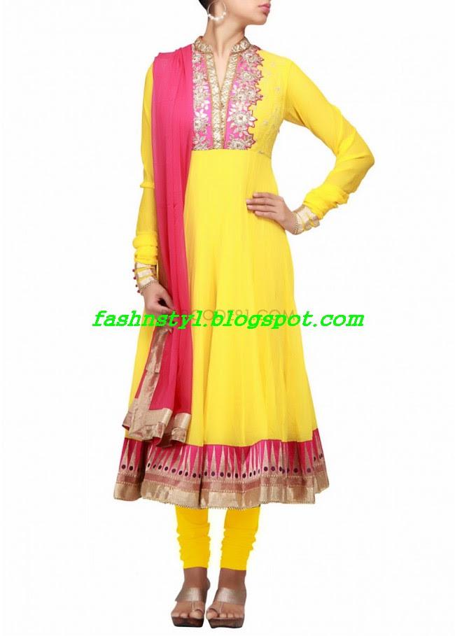 Anarkali-Fancy-Embroidered-Churidar-Frock-New-Fashion-For-Girls-by-Designer-Kalki-6