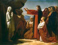 {{cs| Vzkříšení Lazara}} La résurrection de La...