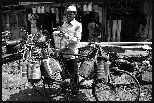 Mumbais Fame Comes From The Humility of The Dabbawalas by firoze shakir photographerno1