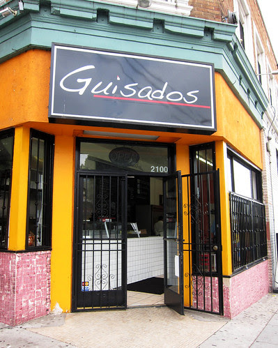 Lunch at Guisados