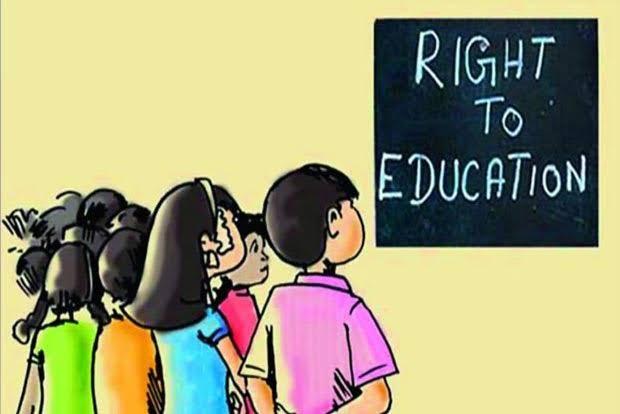 RTE சட்டத்தில் பள்ளிகளில் சேர்ந்த மாணவர்களுக்கு கல்விக் கட்டணம் விடுவிப்பு.