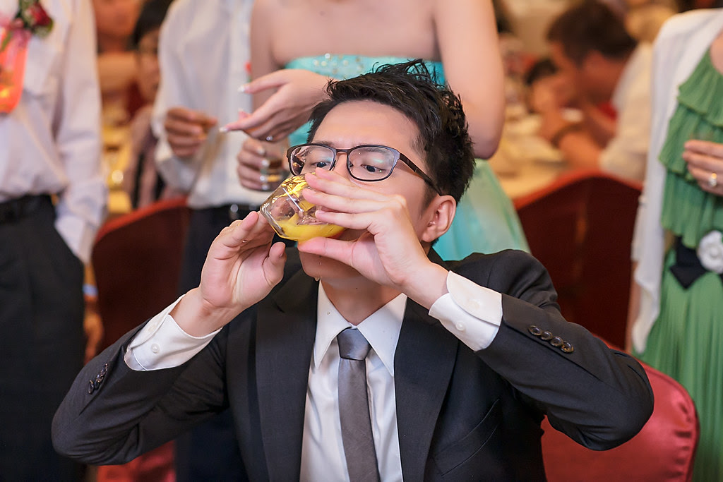 學誠&尹宣 浪漫婚宴 (87)