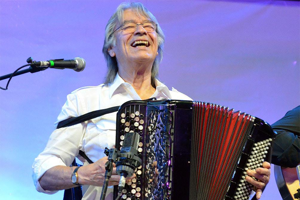 Cosquín | El acordeón de Barboza y Los Nocheros marcaron la séptima noche