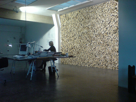 Bored by your studio walls?
