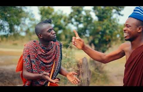 Download or Watch(Official Video) Sholo mwamba – Anataka uma