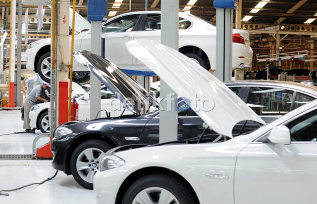 BMW Seri 5 Mulai Dirakit di Indonesia