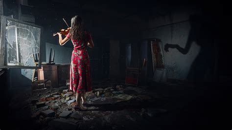 chernobylite  game  wallpapers hd wallpapers id