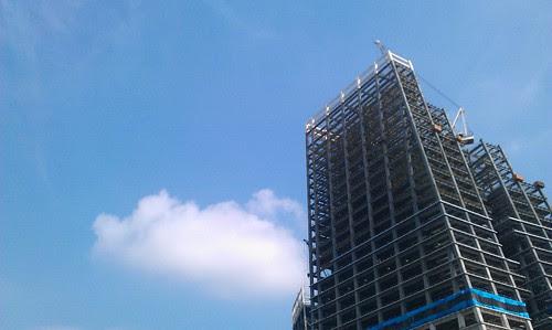 Skyline - 20120627 by 我是歐嚕嚕 (I'm Olulu...)