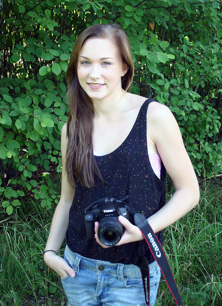 The Blue Eyed Photographer