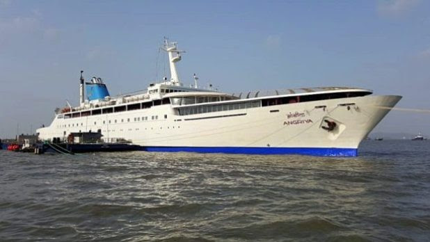 Mumbai-Goa Luxury Cruise Is All Set To Sail Today, People Can't Keep Calm