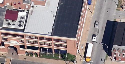 Concordia Publishing Roof Deck