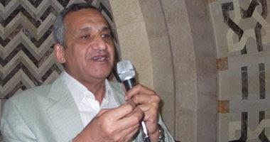 محافظ السويس محمد عبد المنعم هاشم