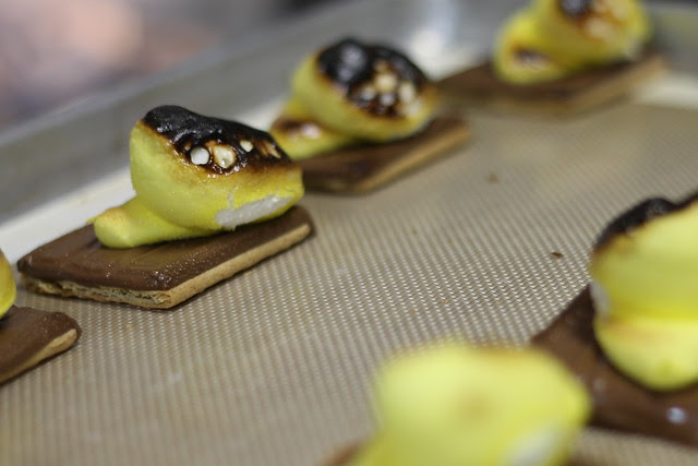 Easter recipe: Peep s'mores