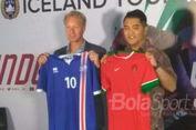 2018, Timnas Islandia Lawan Indonesia Selection dan Timnas U-23
