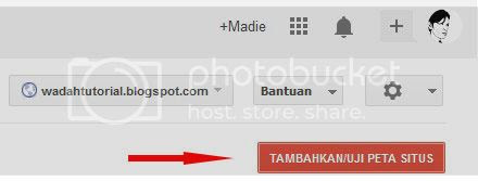 daftarkan Blog ke Google Webmaster Tools