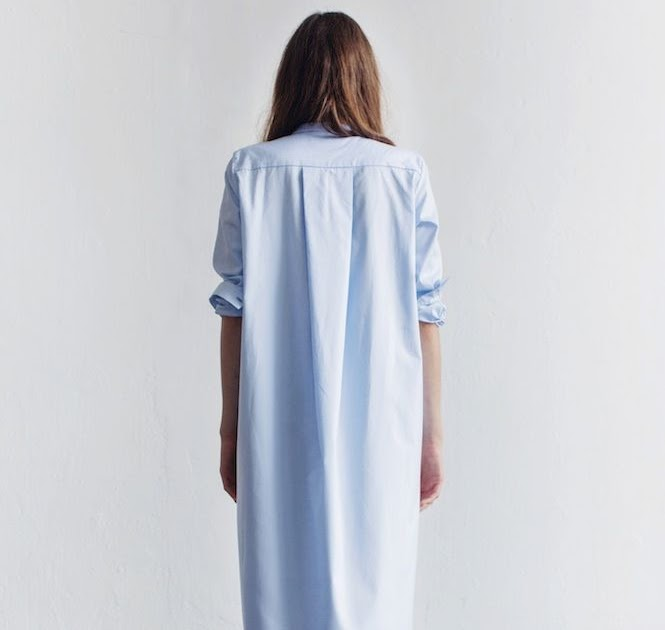 The Blue Shirt, Must Have For The Spring 2015