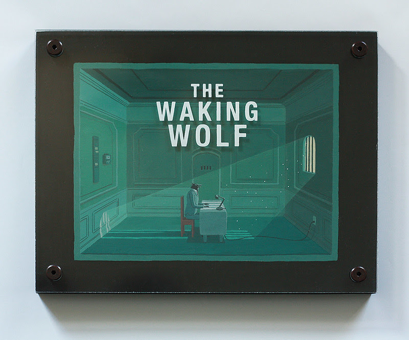 THE WAKING WOLF