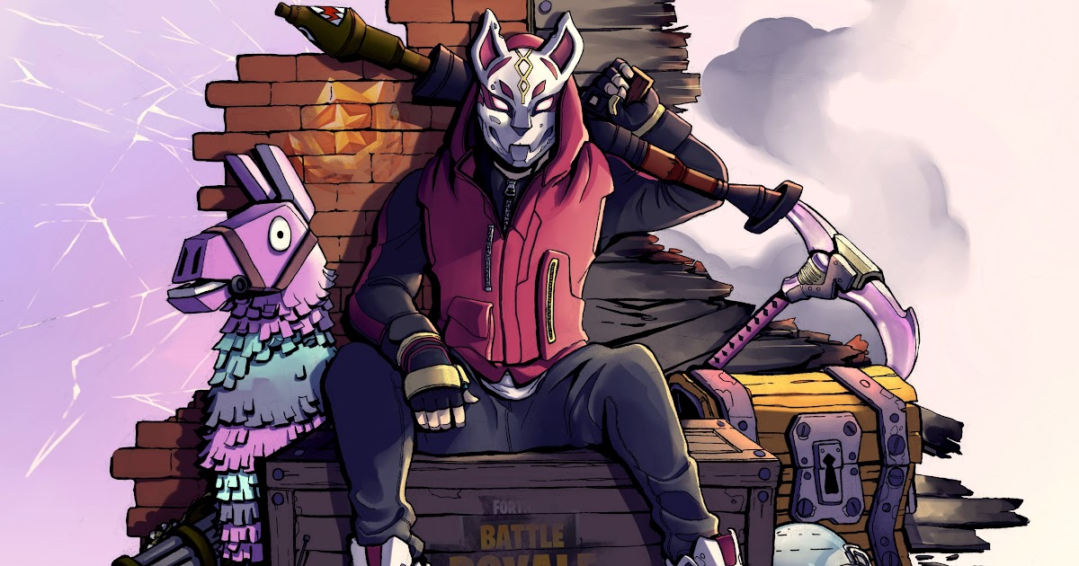 Download Fortnite Wallpaper Hd Llama