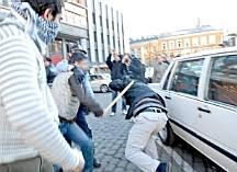 Violence in Oslo