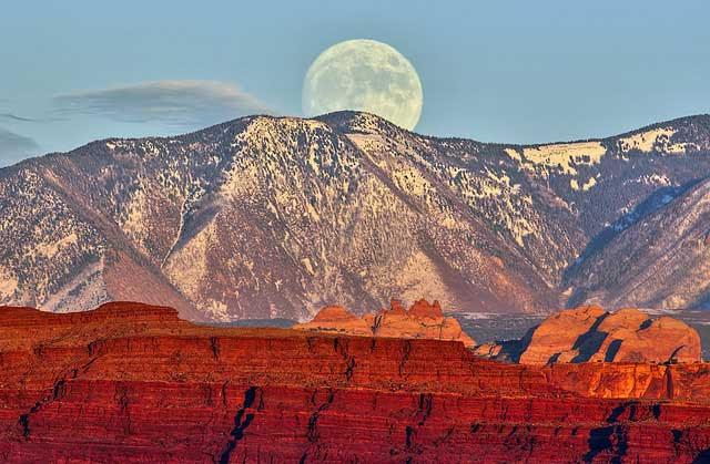 --                         Canyonlands National Park --