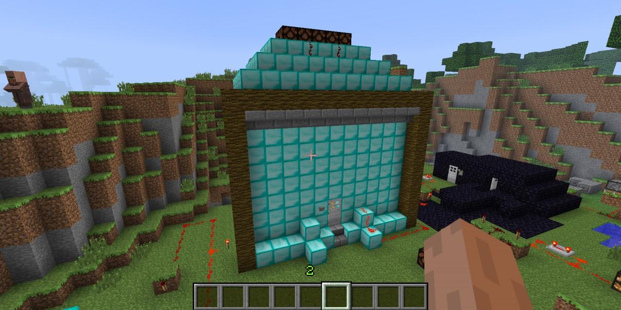 Minecraft Observer Traps - Kebaya Solo p