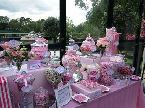 Candy Buffet Pink Minnie Mouse   Candy Buffets l Sweetie