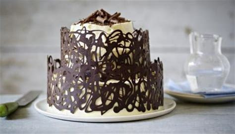 Chocolate creation showstopper recipe   BBC Food