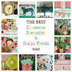 Classroom Decorating Trends for 2012