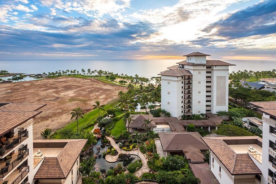 Ko'Olina Beach Villa 14th Floor Penthouse Full Ocean Views ...