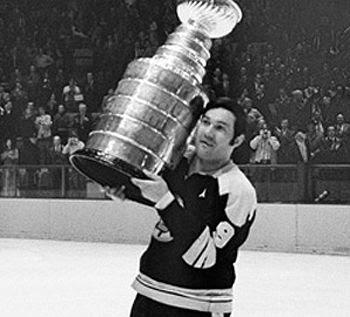 Bucyk Stanley Cup