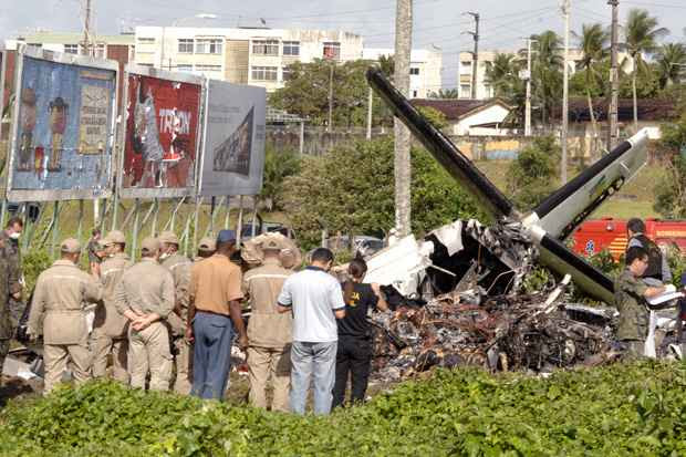 O acidente aconteceu na manhã do dia 13 d ejulho de 2011. Foto: Teresa Maia/DP/D.A Press/Arquivo