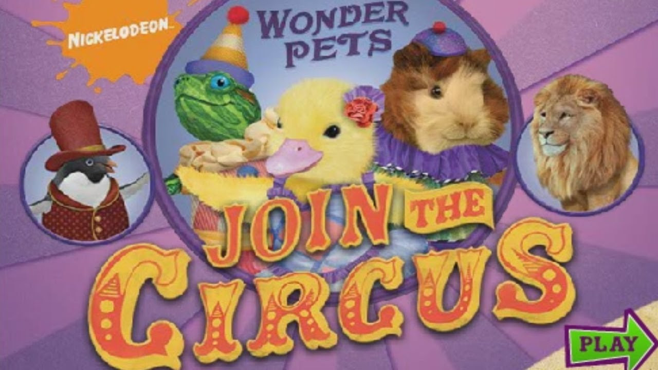 The Wonder Pets Full Episode The Wonder Pets Join the